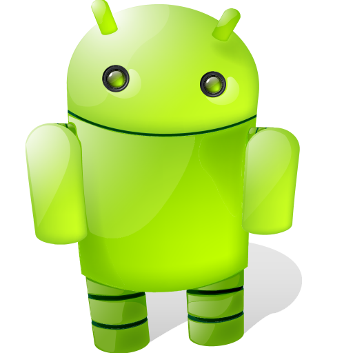 android_with_shadow
